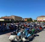 Primo raduno di moto Vespa