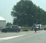 Incidente davanti all'Omni, gravissimo motociclista