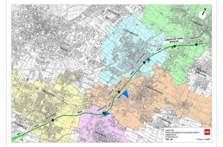 Metropolitana Cologno-Vimercate, i lavori partiranno nel 2015?